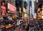 Neulich auf dem Time Square
