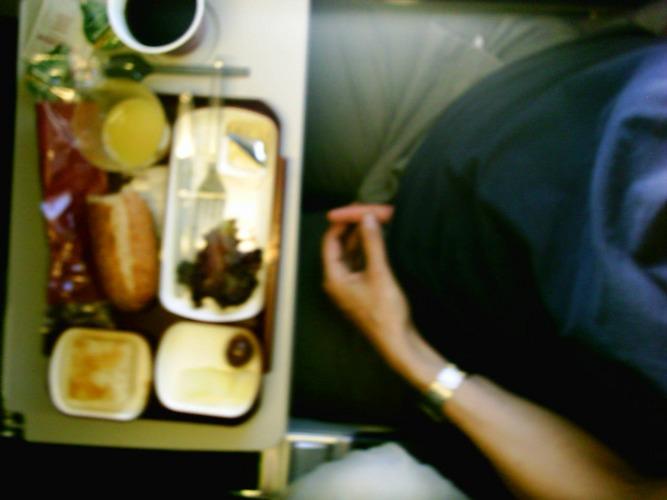 Neulich im Flugzeug