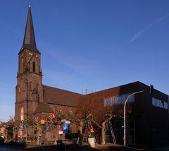 ... neulich in Duisburg - Homberg