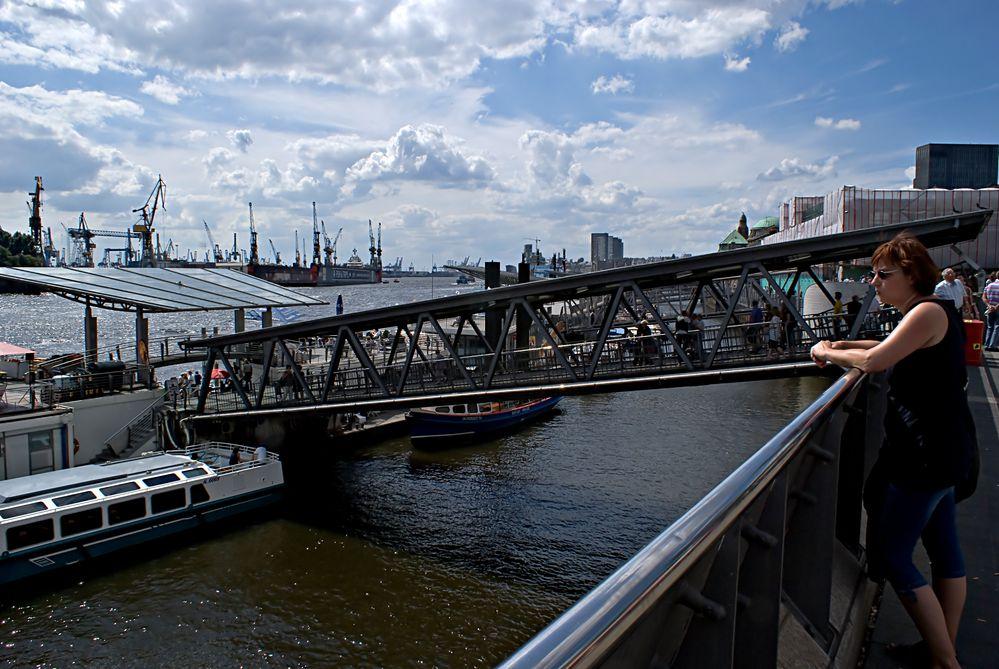 Neulich in Hamburg