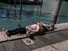 Neulich in Venedig