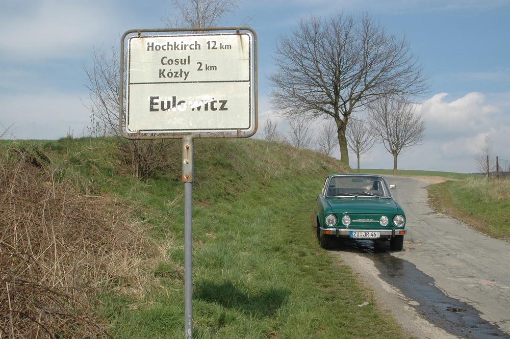 Neulich ... irgendwo in Sachsen.