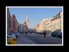 Neuötting, Stadtplatz