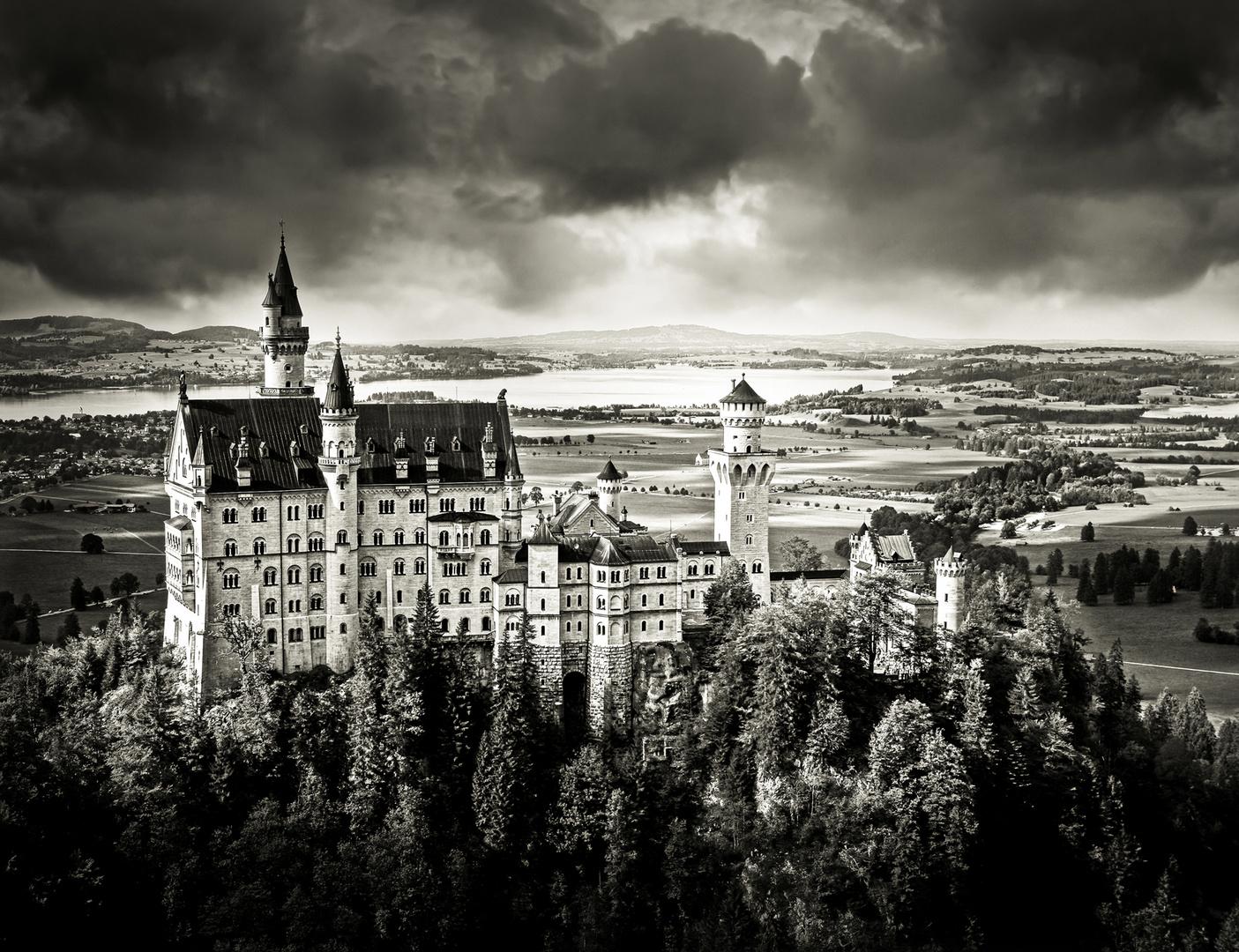 Neuschswastein e le terre di mezzo