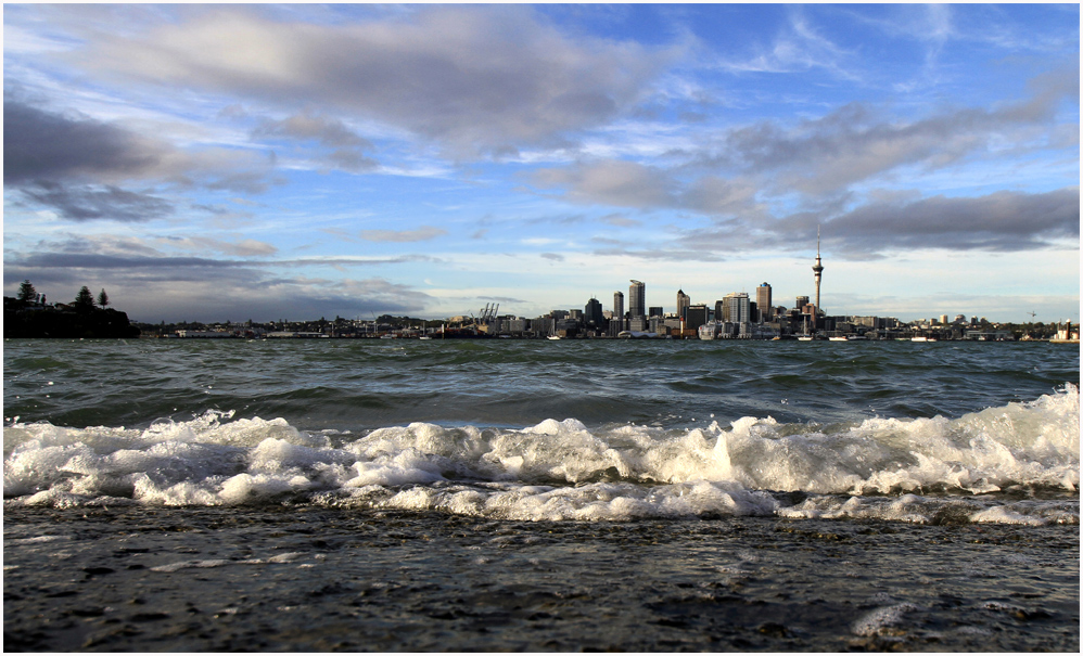 Neuseeland-----Auckland
