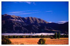 Neuseeland erwacht... Henmar Springs Valley im Morgenlicht