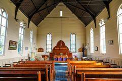 Neuseelands älteste Kirche