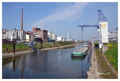 Neuss - Hafenbecken 1