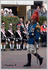 Neuss - Schütenfest - Königsparade - auch in historischen Uniformen