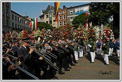 Neuss - Schützenfest - Königsparade