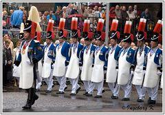 Neuss - Schützenfest - Königsparade - Sappeure-Corps