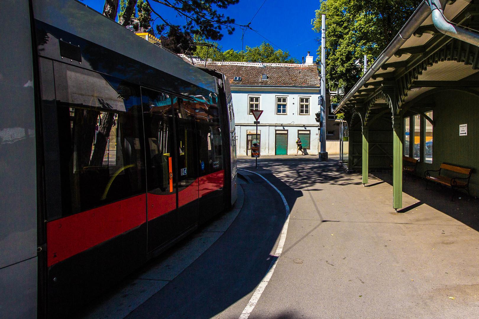 Neuwaldegg Endstelle Linie 43 Foto Bild Europe österreich Wien