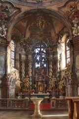Neuzelle evangelische Kirche