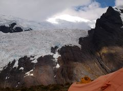 Nevado Contrahierbas 6036m