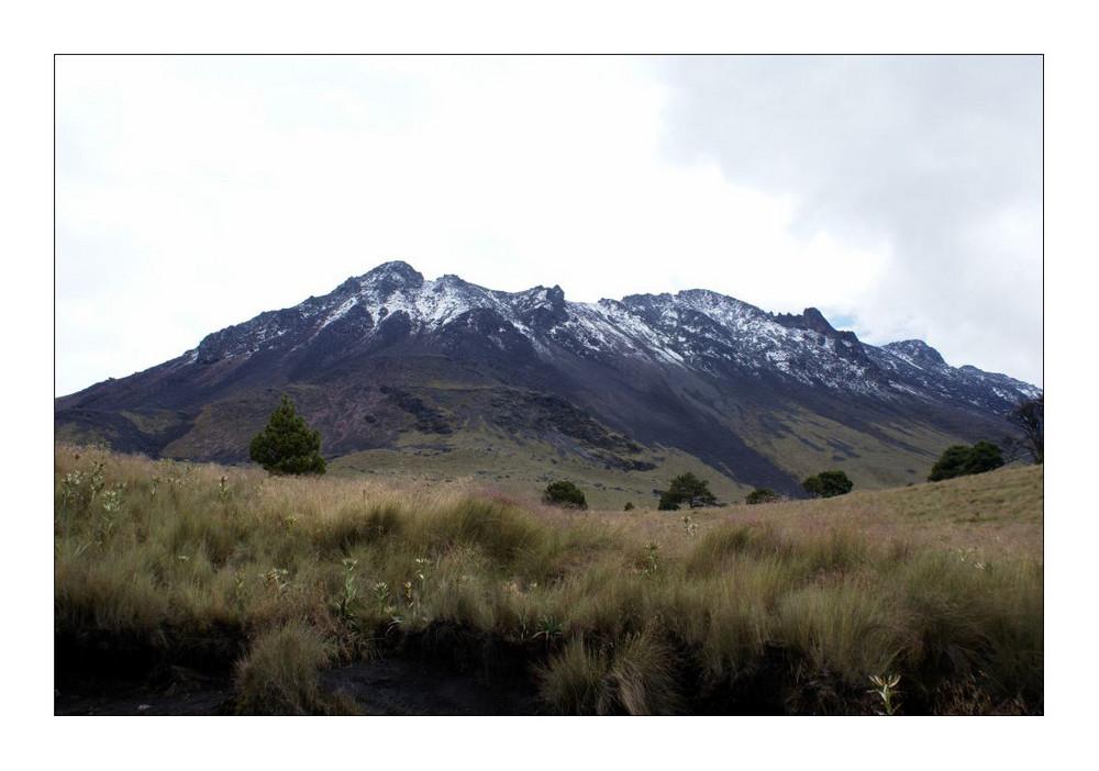 Nevado de Toluca 4.558 m.