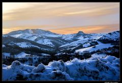 ..neve in terra Matildica..