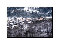 Neve in Val Camonica