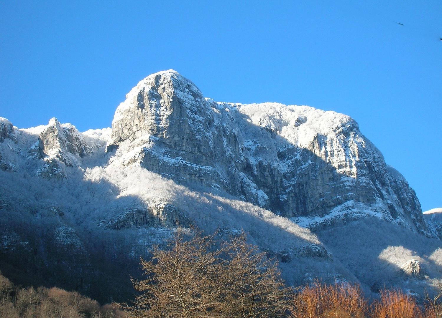 Neve sui monti Alburni / 5