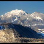 ..neve.. sul monte Ventasso!!