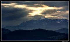 ..neve sul monte Ventasso!