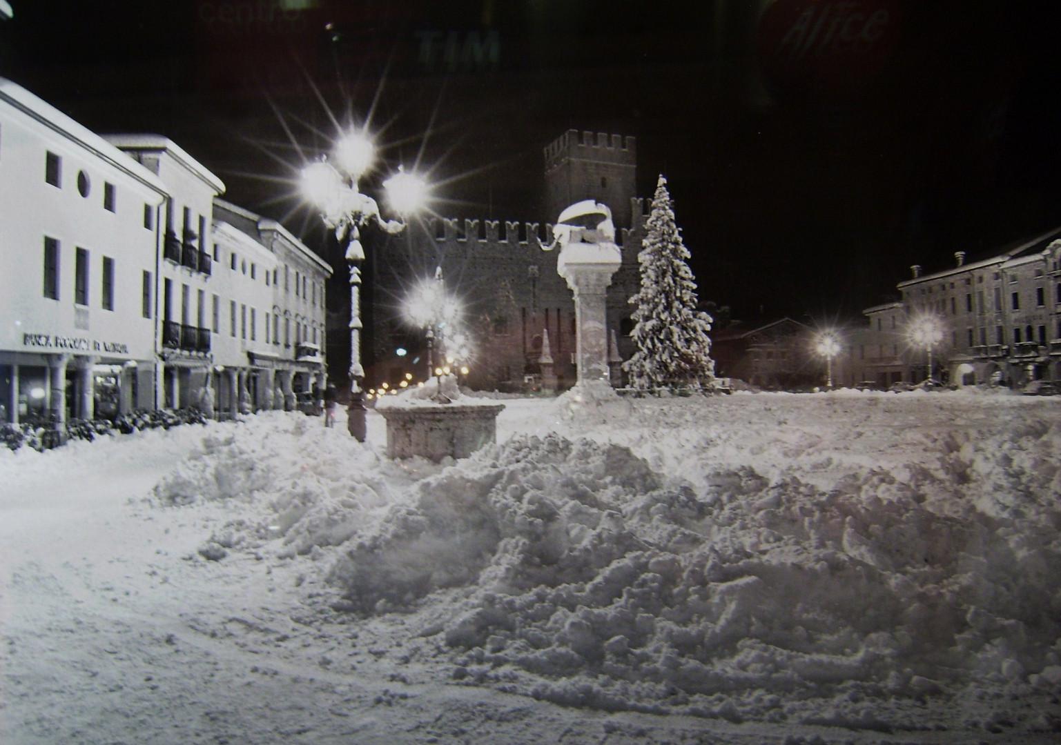 nevicata a marostica 1985