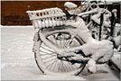 Nevicata alla bolognese IX von groc