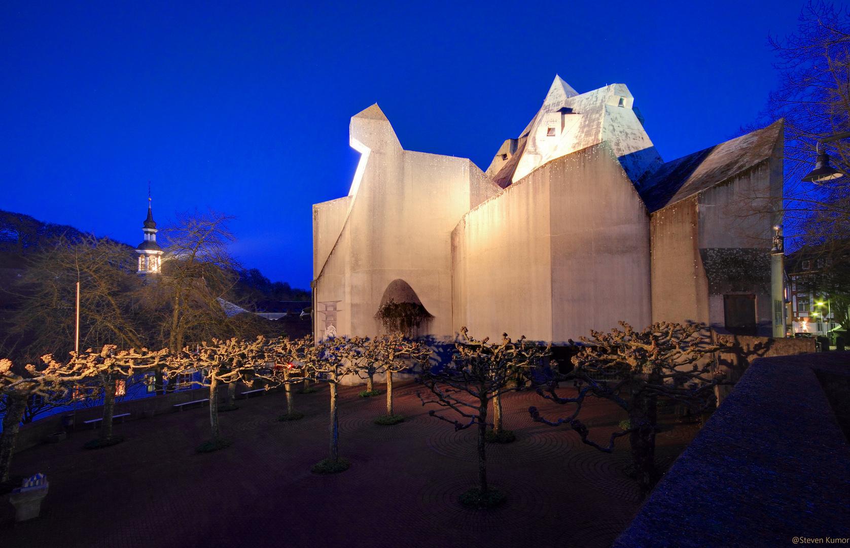 NEVIGES - Wallfahrtskirche