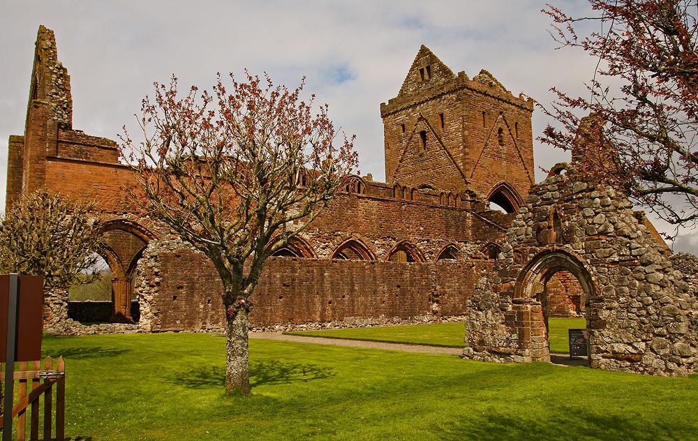 New Abbey...