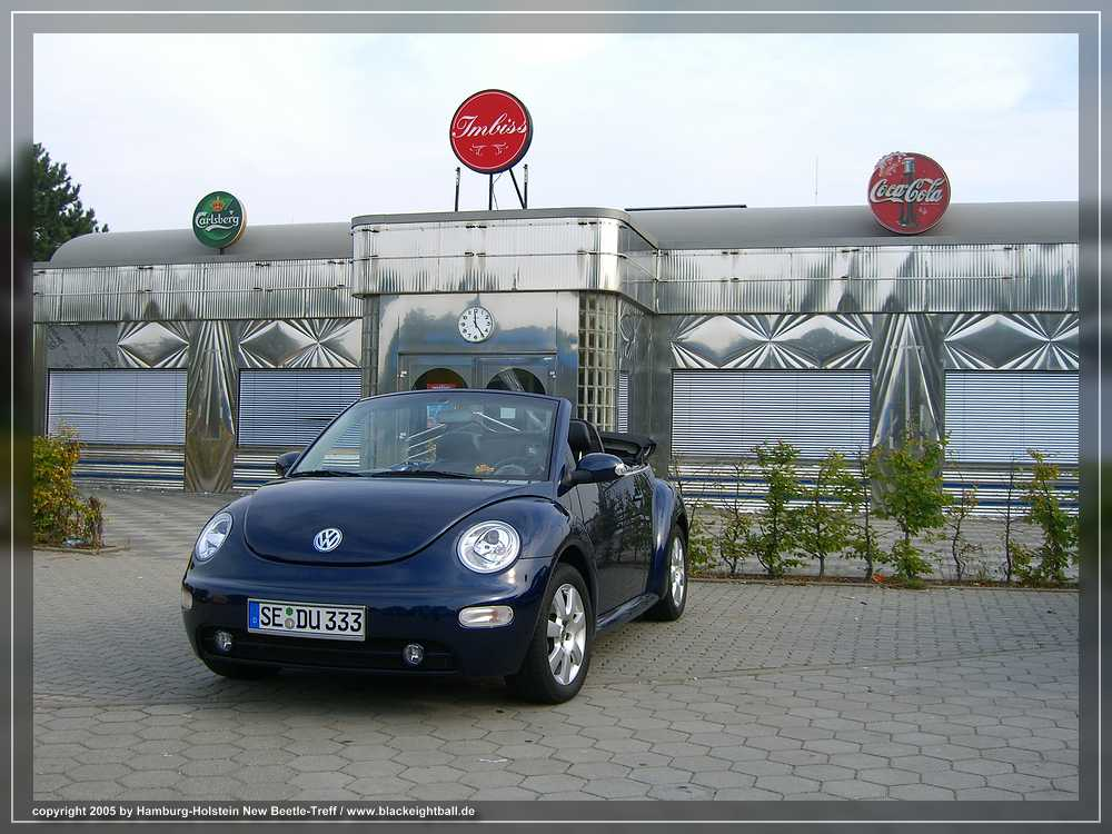 """New Beetle Cabrio """"With Route 66 on Tour"""""""