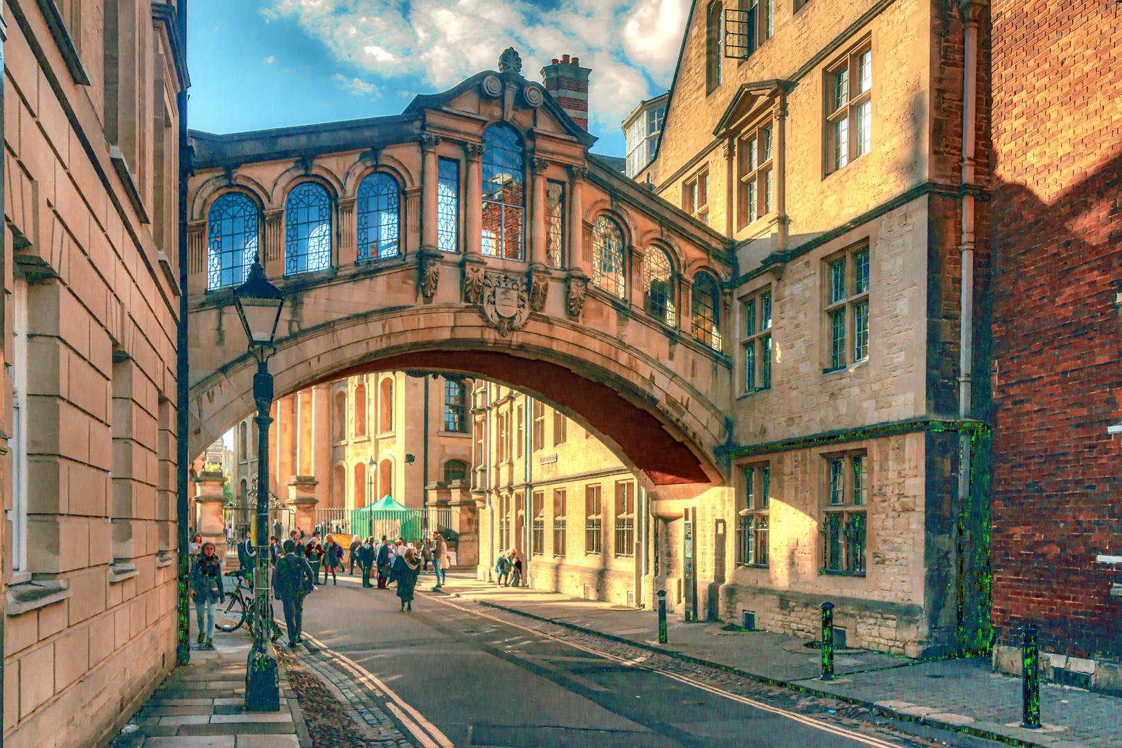 New College Lane Oxford