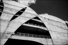 New Gibellina, Consagra Theater (1984)