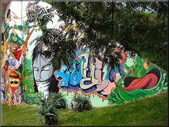 New Graffiti.