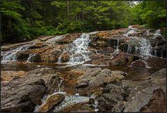 New Hampshire   Cascade Trail  