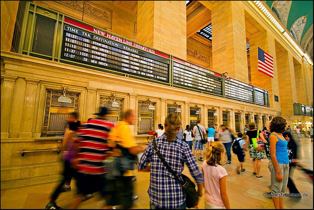New Haven Line Departures, New York City Serie XXXII