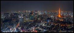 New Tokyo Skyline
