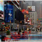 New Tork, Broadway, por la mañana