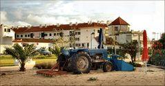 New urbanization near the river Tejo