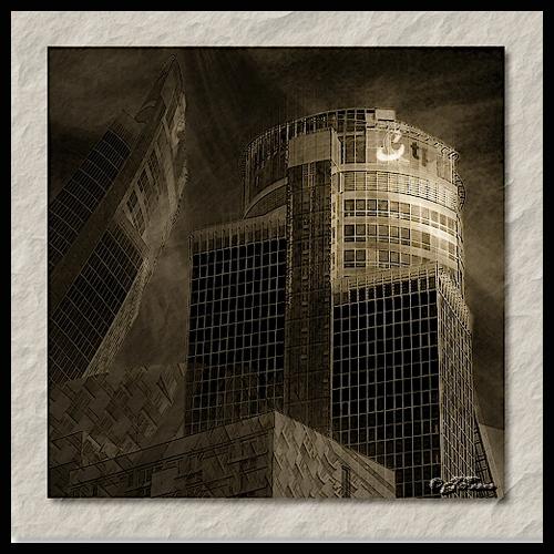 New Warsaw Architekture