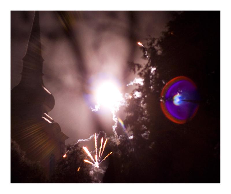 New Year in Bardejov