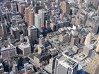 New York 2005 vom Empire State Building