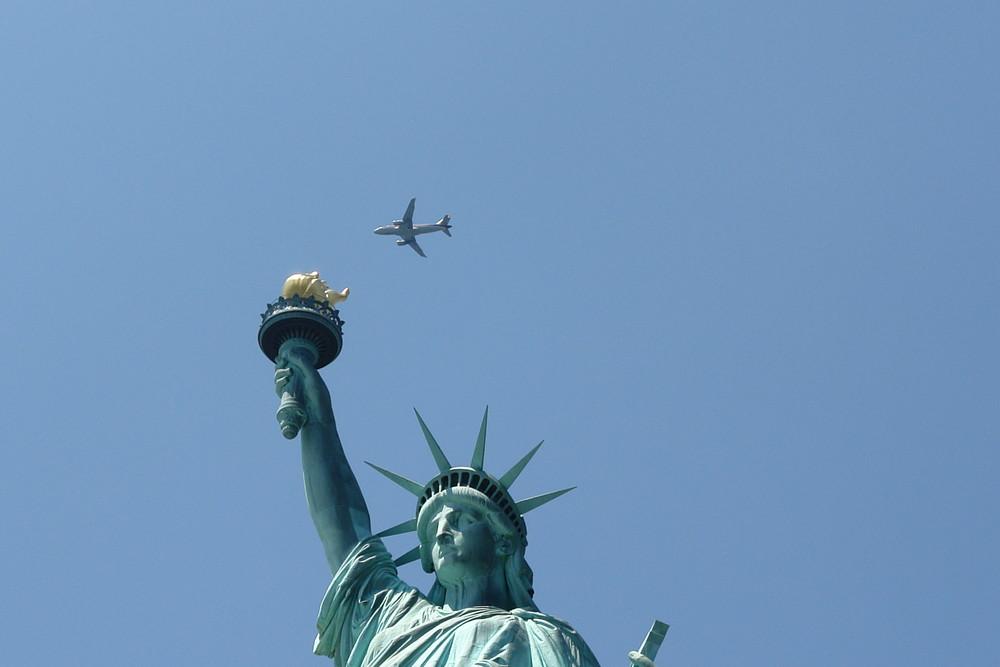 New York 2007, Freiheitsstatue