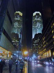 New York am Abend