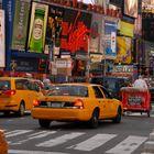 New York, am Broadway