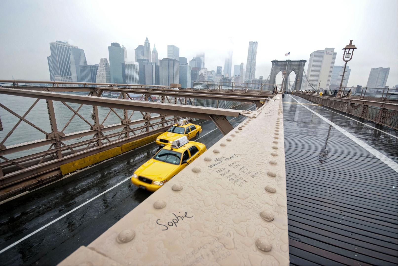 New York - Brooklyn Bridge - 15