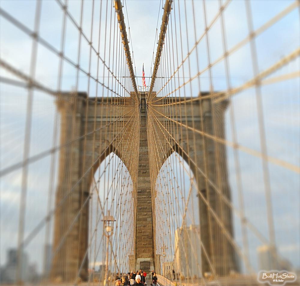 New York - Brooklyn-Bridge