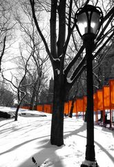 New York, Christo's Gates