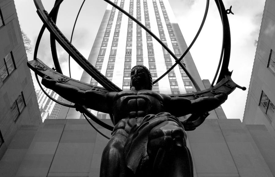 New York City #1 - Atlas