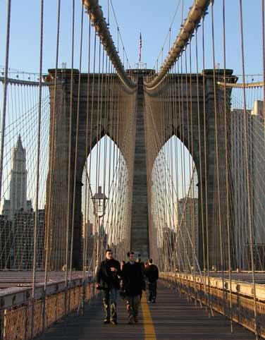 New York City - Brooklyn Bridge