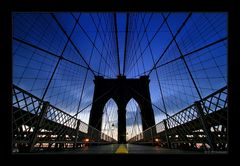 New York City - Brooklyn Bridge [Part II]