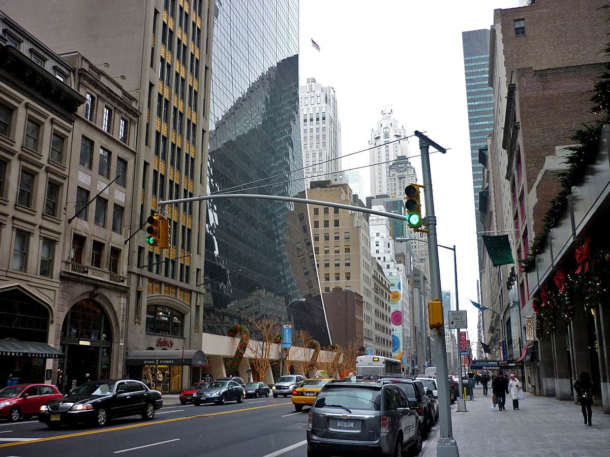 New York City- Manhatten